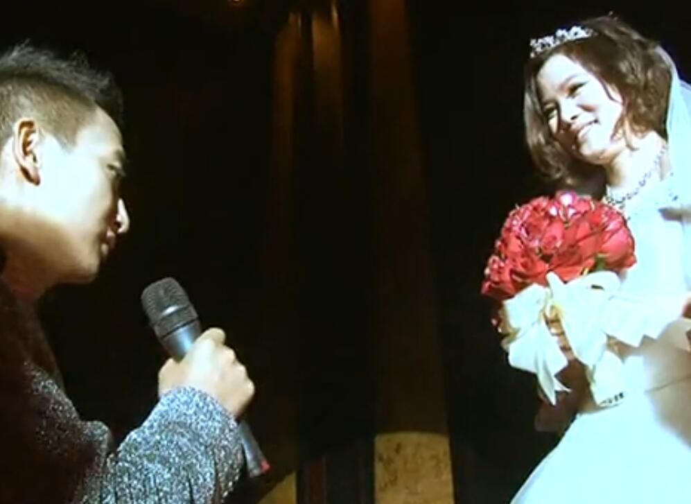 深圳主持馨梦—大中华喜来登创意婚礼
