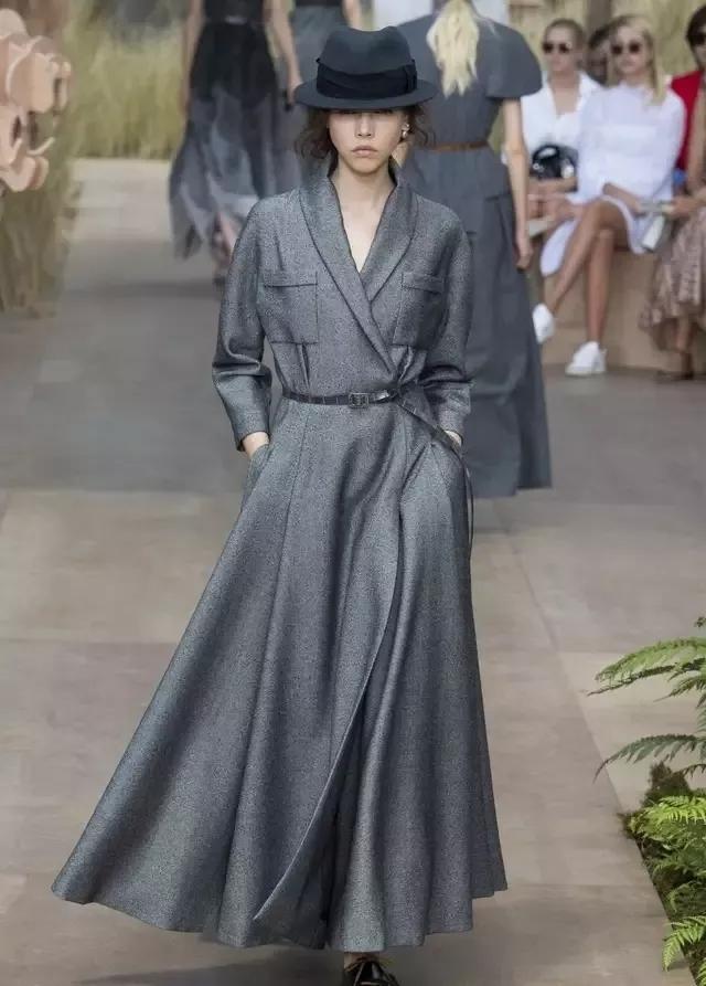 巴黎高定时装周,今年的潮流趋势Get起来