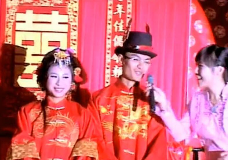 中式婚礼主持馨梦