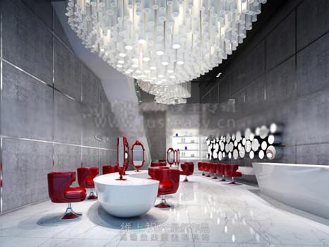 国外精美的室内设计模型