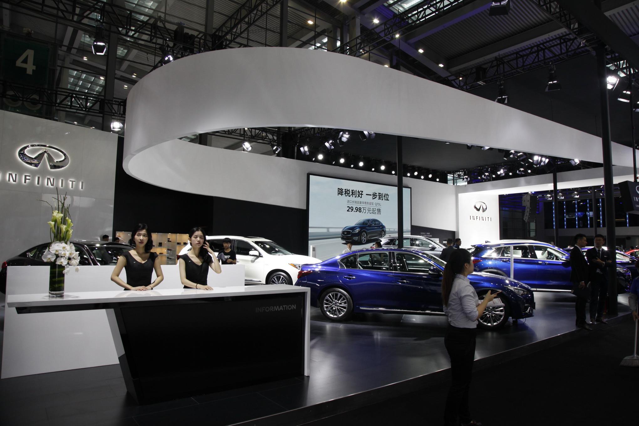 展台设计|汽车行业的案例图