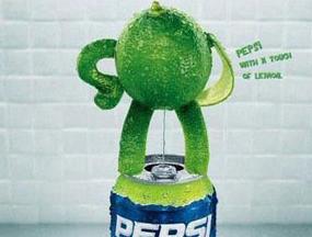 好的创意广告比文案更有力量!