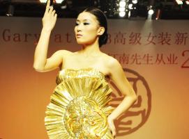 中国十佳设计师出访米兰时装周 独家