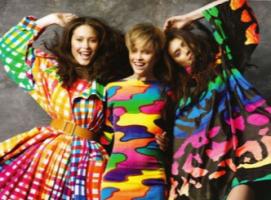 时尚色诱 就是邂逅色彩