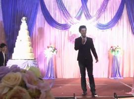 小柯的婚礼主持之路