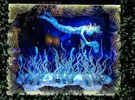 全球顶级百货的圣诞橱窗