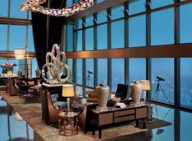 深圳瑞吉酒店宴会厅平面图