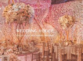 圆桌婚礼布置363
