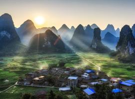 绝美桂林:山水有相逢,终会到漓江