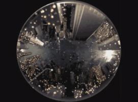 投影丨在18米的穹顶之下剥开心灵之茧