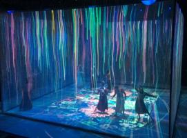 创想新媒介艺术,体验更有趣活动|广州奇点艺术科技