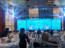 广州白云万达希尔顿酒店活动制作图片案例