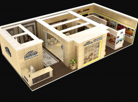 永康门业博览会展台搭建,活动策划,