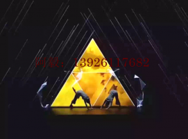 广州精彩的视频互动秀表演 人屏表演 一合相提供