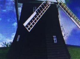 大型风车展览