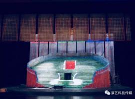 """视频与机械运动的结合,看《马可·波罗》舞台如何玩转""""黑科技"""""""