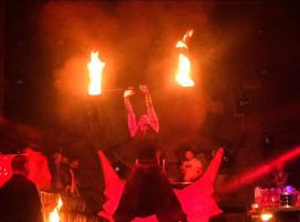 广州高端外籍创意杂技节目火舞