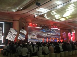 武汉—舞台霸主机械臂演艺