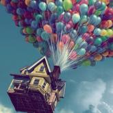 会飞的房子